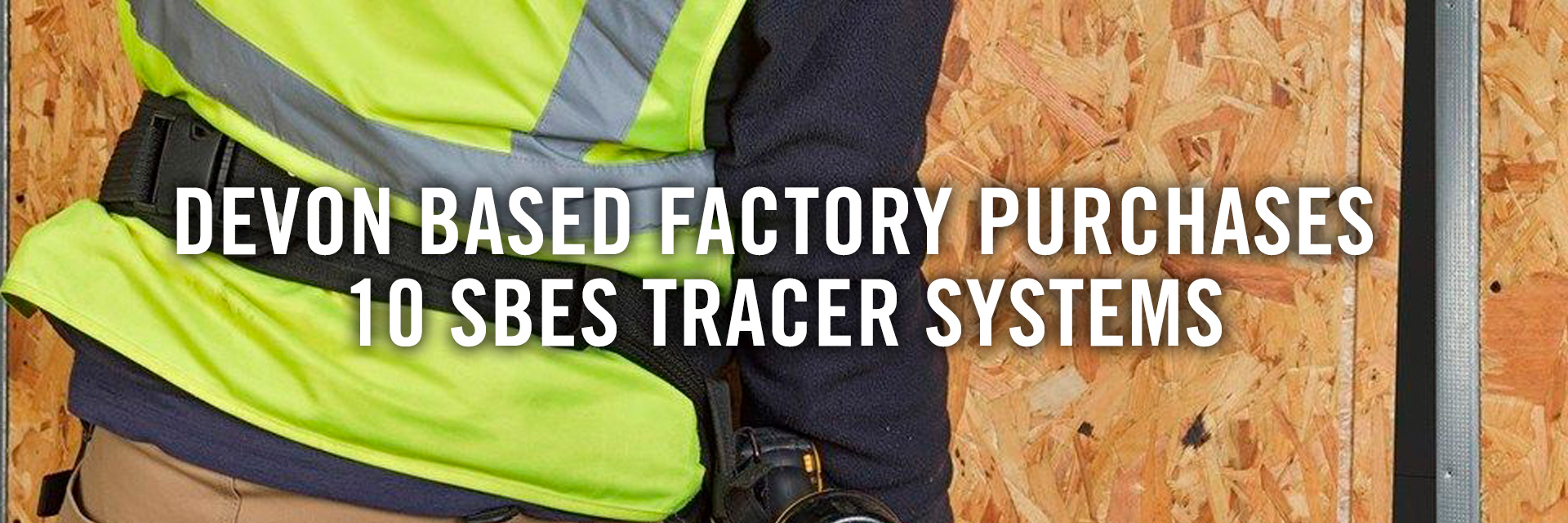 SBES Tracer Alarm System
